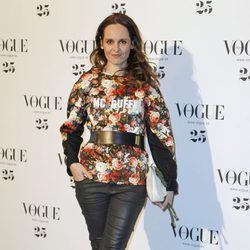 Ana Locking en la Vogue Who's on Next 2013