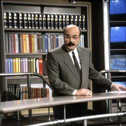 Constantino Romero en el programa 'El tiempo es oro'