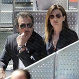 Nieves Álvarez y Marco Severini en la final del Open de Madrid 2013