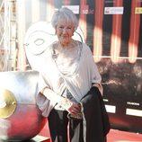 Asunción Balaguer en la entrega de los Premios Max 2013