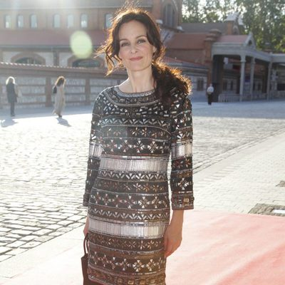 Silvia Marsó en la entrega de los Premios Max 2013