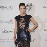 Eva Longoria en la Global Gift Gala 2013 de París