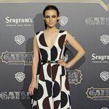 Aura Garrido en el estreno de 'El gran Gatsby' en Madrid