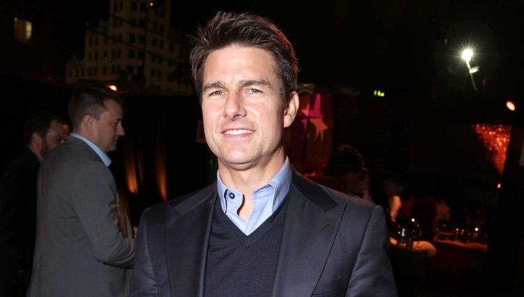 Tom Cruise en el estreno en Los Angeles de 'Star Trek: En la oscuridad'