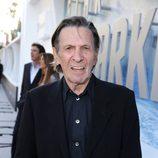 Leonard Nimoy en el estreno en Los Angeles de 'Star Trek: En la oscuridad'