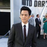 John Cho en el estreno en Los Angeles de 'Star Trek: En la oscuridad'