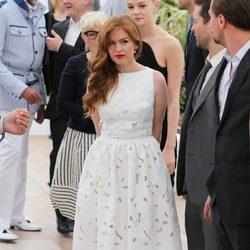 Isla Fisher en el Festival de Cine de Cannes 2013