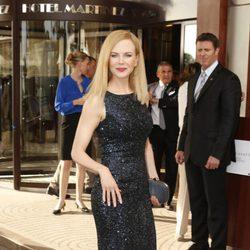 Nicole Kidman en el Festival de Cine de Cannes 2013