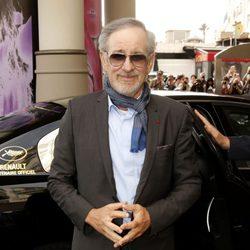 Steven Spielberg en el Festival de Cine de Cannes 2013