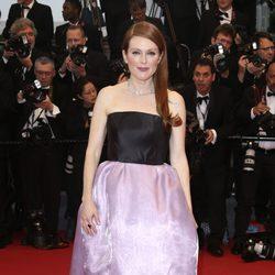 Julianne Moore en la ceremonia de apertura del Festival de Cannes 2013