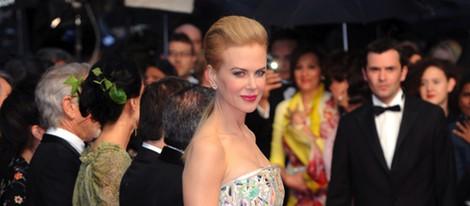 Nicole Kidman en la ceremonia de apertura del Festival de Cannes 2013