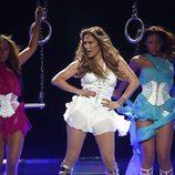 Jennifer Lopez, estrella invitada en la final de 'American Idol'.
