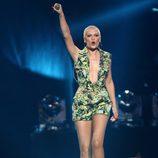Jessie J, estrella invitada en la final de 'American Idol'.