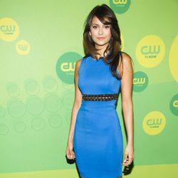 Nina Dobrev en los Upfronts 2013 de The CW