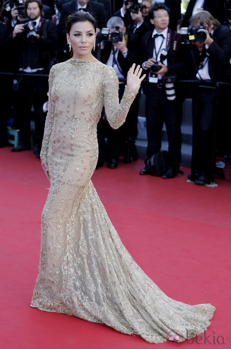 Eva Longoria en el Festival de Cannes 2013