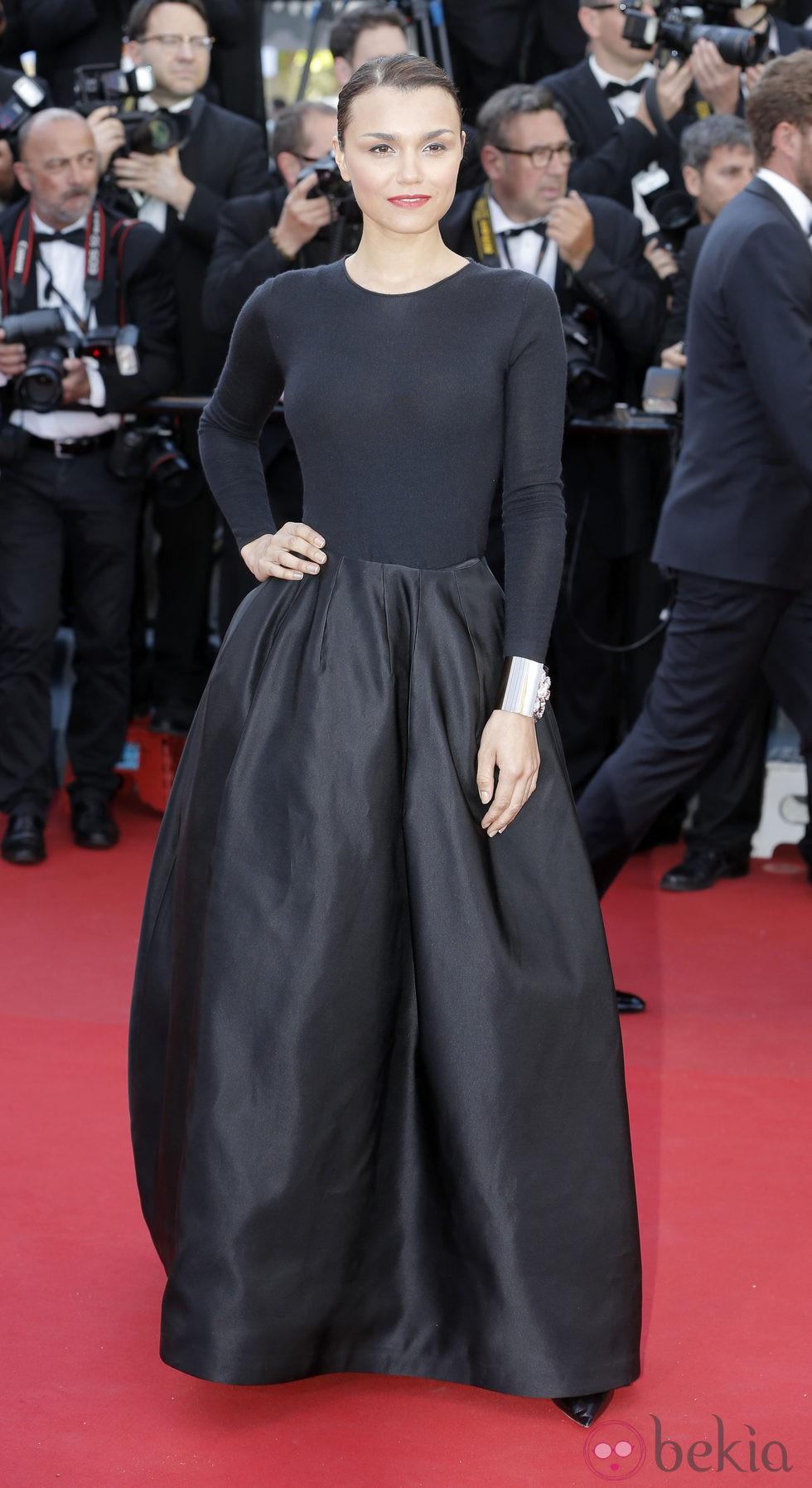 Samantha Barks en el Festival de Cannes 2013