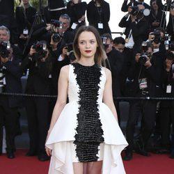 Sara Forestier en el Festival de Cannes 2013