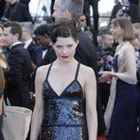 Delphine Chaneac en el Festival de Cannes 2013
