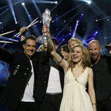 Dinamarca gana el Festival de Eurovisión 2013