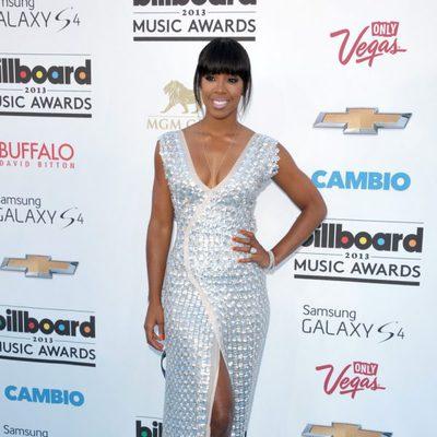 Kelly Rowland en la alfombra roja de los Billboard Music Awards 2013