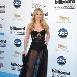 Jennifer Morrison en la alfombra roja de los Billboard Music Awards 2013