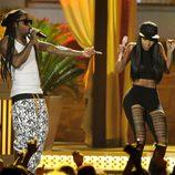 Actuación de Nicki Minaj con Lil Wayne en Los Billboard Music Awards 2013