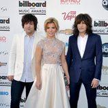 The Band Perry en la alfombra roja de los Billboard Music Awards 2013