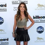 Audrina Patridge en la alfombra roja de los Billboard Music Awards 2013