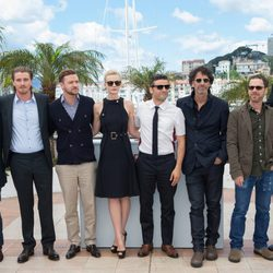 El reparto de 'Inside Llewyn Davis' en Cannes 2013