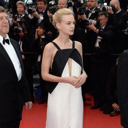 Carey Mulligan en el estreno de 'Inside Llewyn Davis' en Cannes 2013