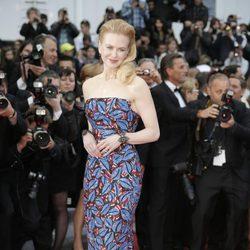 Nicole Kidman en el estreno de 'Inside Llewyn Davis' en Cannes 2013