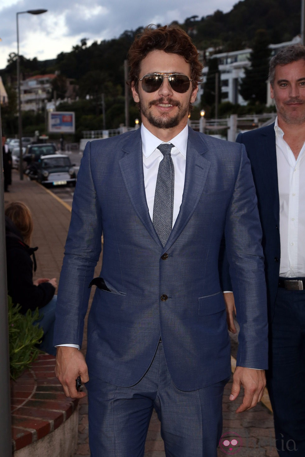 James Franco en la fiesta Vanity Fair del Festival de Cannes 2013