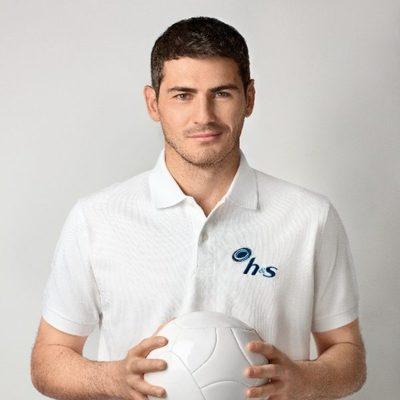 ker Casillas, embajador de H&S