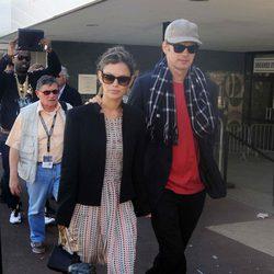 Rachel Bilson y Hayden Christensen pasean su amor en Cannes