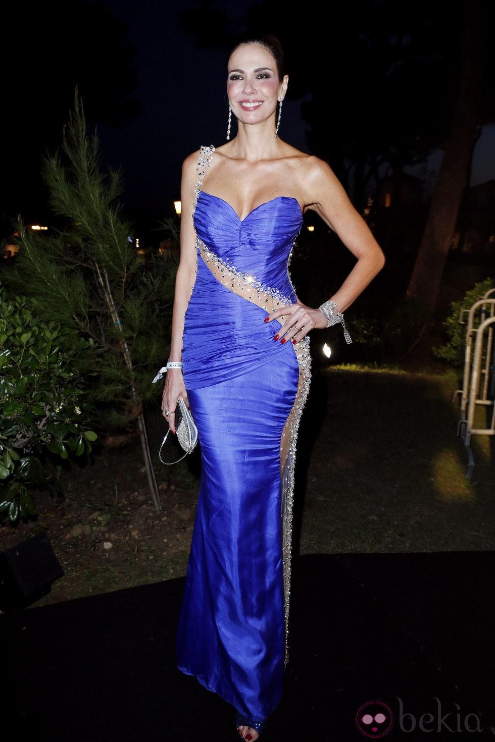 Luciana Gimenez en la fiesta Grisogono de Cannes 2013
