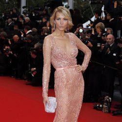 Petra Nemcova en el estreno de 'All is Lost' en el Festival de Cannes 2013