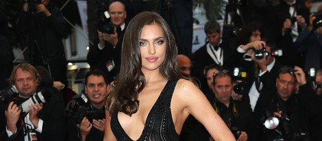 Irina Shayk en el estreno de 'All is Lost' en el Festival de Cannes 2013