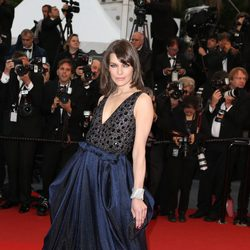 Milla Jovovich en el estreno de 'All is Lost' en el Festival de Cannes 2013