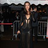 Irina Shayk en la fiesta en el yate de Roberto Cavalli en Cannes