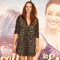 Ingrid Rubio en el estreno de 'La estrella'