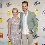 Soraya Arnelas y Miguel Herrera en los Premios Sheba 2013