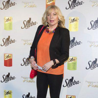 Bárbara Rey en los Premios Sheba 2013