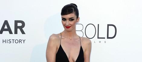 Paz Vega en la gala amfAR del Festival de Cannes 2013