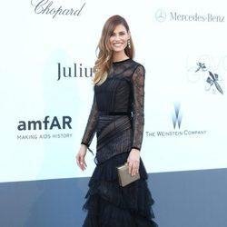 Bianca Balti en la gala amfAR del Festival de Cannes 2013