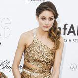 Olivia Palermo deja al descubiero su ropa interior en la gala amfAR de Cannes 2013