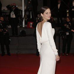 Marion Cotillard en la presentación de 'The immigrant' en Cannes 2013