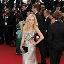 Juno Temple en la presentación de 'The immigrant' en Cannes 2013