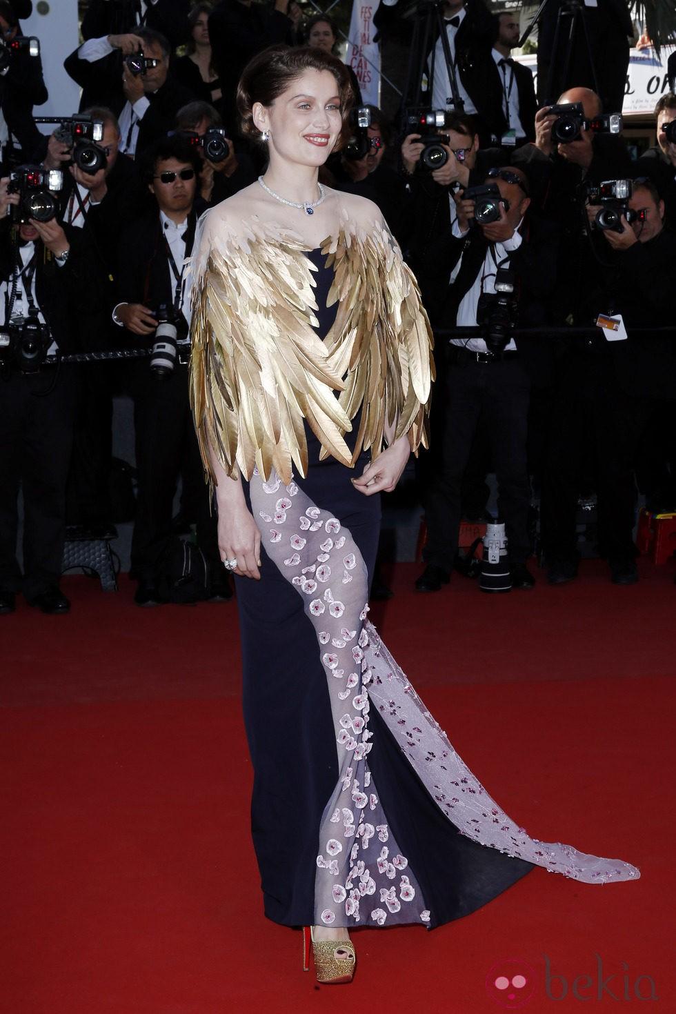 Laetitia Casta en la ceremonia de clausura de Cannes 2013