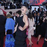 Rossy de Palma en la ceremonia de clausura de Cannes 2013