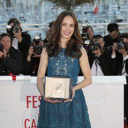 Bérénice Bejo en la ceremonia de clausura de Cannes 2013